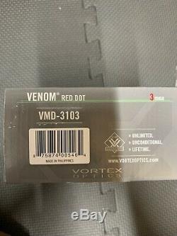 Vortex Venom Red Dot Sight