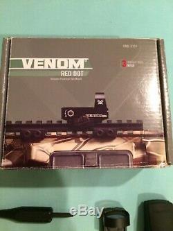 Vortex Venom Red Dot Sight 3 MOA Dot